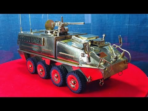 6l 63EBIdUCERDgnT5yiBxy nnkRVzcK0zLi6R69QKE - M1126 Stryker ICV Handmade Replica Made At Home! - hobbies, crafts