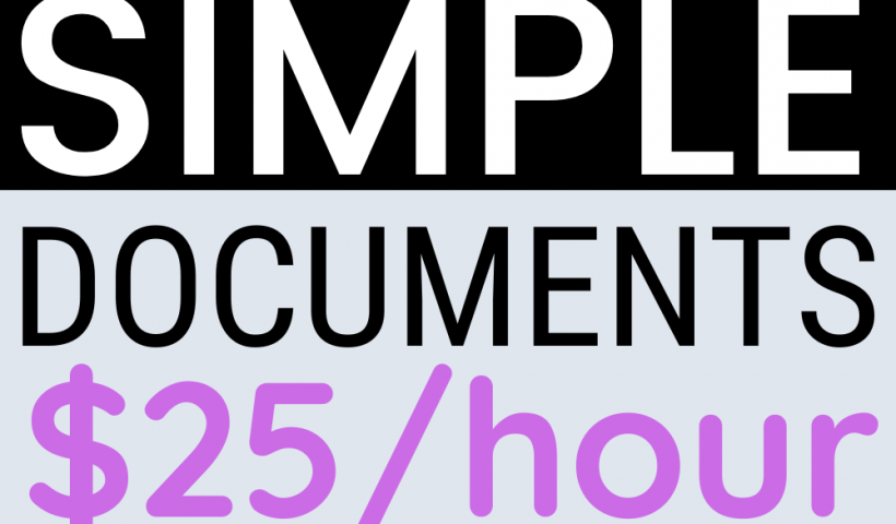 7e07f34e61960fd663075178c99fdd2b 820x480 - Get Paid To Translate Simple Documents From Your Home ($25/hr) - work-from-home