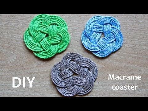 EC7TO9omzYe3rrBXsFK0f sfs 0XiuKmKNBc813SdXQ - DIY Macrame Coasters   Round Macrame Coaster   Macrame Coasters Tutorial... - hobbies, crafts