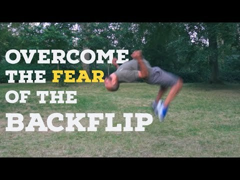 PWdmSmy5UO0cOWcu0U0JwiNK0piH22mZpURFxfnU3oU - It took me 26 Years of wanting to learn the backflip, until I finally got around to actually doing it; but this is How To overcome the fear of doing a backflip! Stay safe out there! - home, hobbies