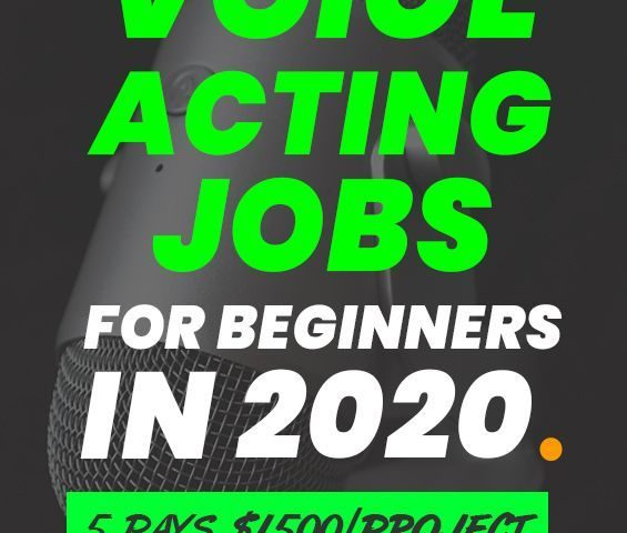 b728f49e6c4ddc2fffaf627337b57c72 565x480 - 10 epic voice acting jobs that pay you surprisingly well in 2019 - work-from-home