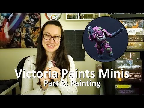 dcw5LLzG908YZJWygbpKi2bxgy6Df77z vaZXsJ wHw - My wife learned how to paint minis and we made a video about it! - home, hobbies