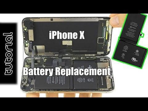 uSZO73 sNXvEeJ d2L6 lufjkn1CGAMwqpkDLnhIDag - How to change battery in an iPhone X - home, hobbies