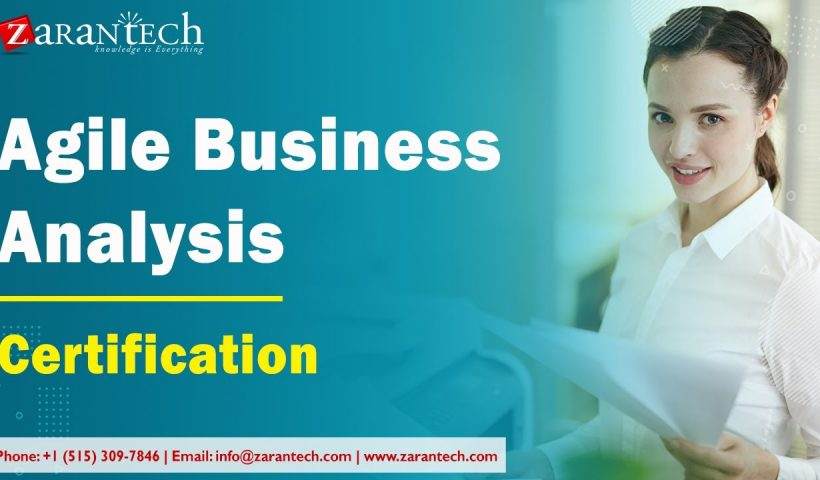 1606031678 maxresdefault 820x480 - Introduction to Agile Business Analysis Training for Beginners   ZaranTech - training, business