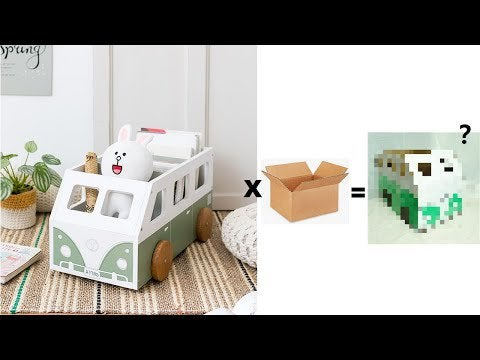 4rA9fQlQEA3ihdmhEDoxDlGQOQs7nbWnEWcDbDgm9wo - Recreate the wooden mini van storage bin with cardboards challenge - home, hobbies