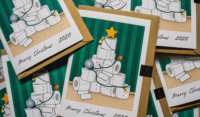 7d2g0bm4c6061 820x480 - I designed covid-19 Christmas cards. I have almost reached 50 sales on Etsy 🥳 - hobbies, crafts