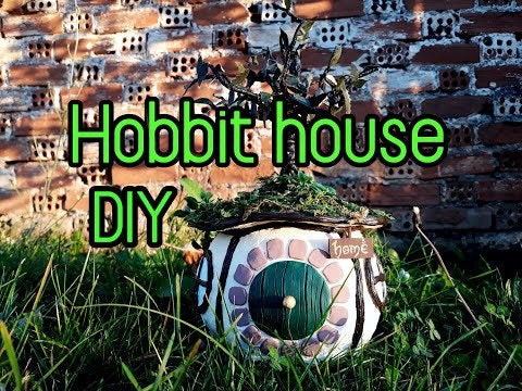 EDjvvToRu3ZPTT7TlR0YQj7retn  H sAhPRCGidt18 - How I made a Hobbit house from Lord of the Rings - home, hobbies