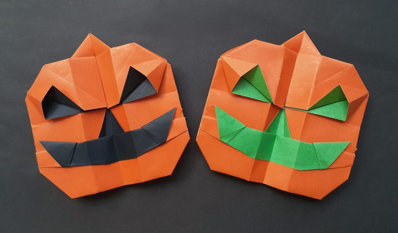 duaz3g8ru0w51 820x480 - JACK O' LANTERN ORIGAMI Craft That i made From 1 piece of paper, HAPPY SPOOKY HOLLOWEEN everyone!🎃❤ - hobbies, crafts