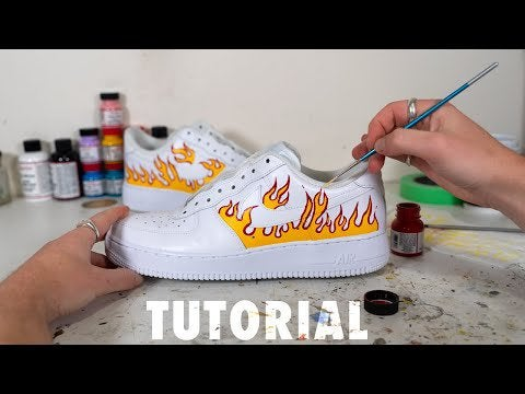 iU2iXFEZlNflaH3ZW7H72mk6uaGbjTY4wCNaubK FPw - How to custom paint shoes - home, hobbies