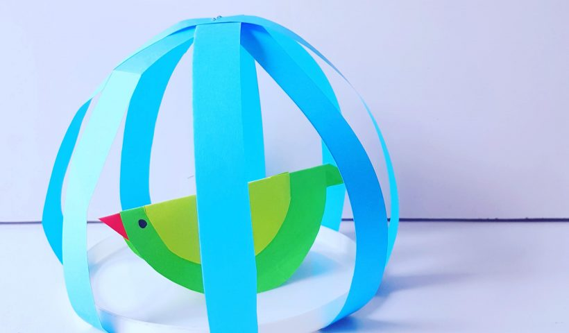 a7ceqyq05c161 820x480 - Simple paper craft - hobbies, crafts