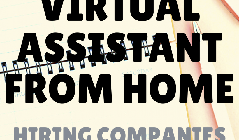 0d566dff505bad4a83bed5c78d8f9811 820x480 - How to Work From Home as a Virtual Assistant - work-from-home