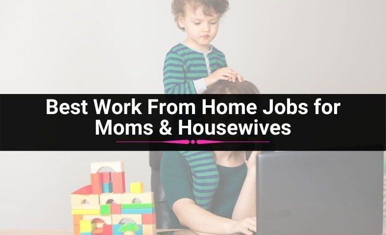 86e81a235c2481d88e17fff739c129b6 788x480 - 20 Legitimate Work From Home Jobs for Moms & Housewives - Make Upto $50,000/Year - work-from-home