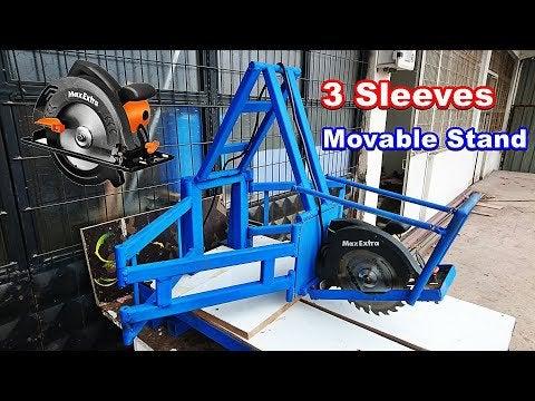 M6YquNkRNz3NmrDntoaE7vjXblHvnNNSQH7IIsQBGfY - Making 3 Moving Arm Stand for Chipboard Cutting Machine! Craft Projects - home, hobbies