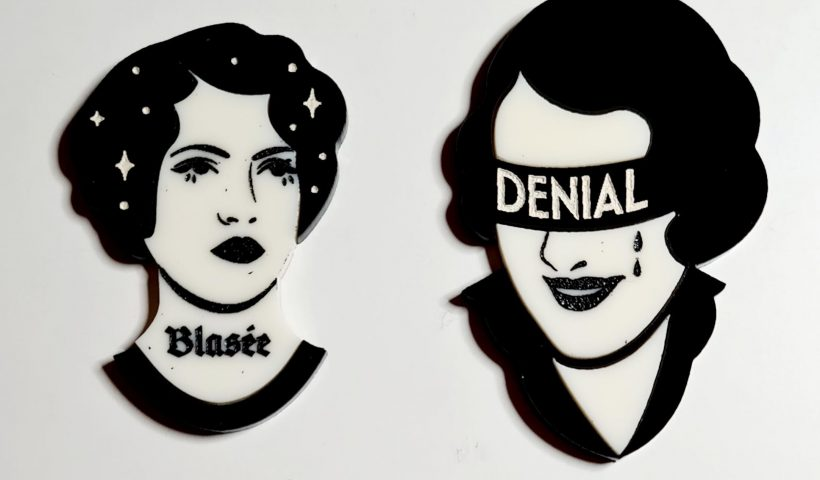 """z1ejxqyub6b61 820x480 - Second try at brooches. Blasée means """"jaded"""" in French - hobbies, crafts"""