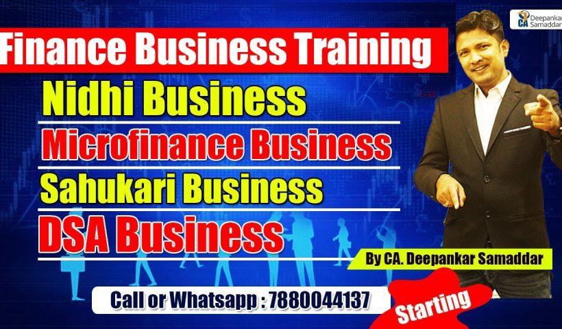 1613983228 maxresdefault 820x480 - Finance Business Training |Nidhi business I Microfinance Training | DSA Training |CALL : 7880044137 - training, business