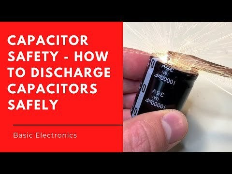 K 9GABsv6MNN19e1Tm3D5JuP2xYZVj6qvI3X0l2x s4 - Capacitor Safety - How to Discharge Capacitors Safely - home, hobbies