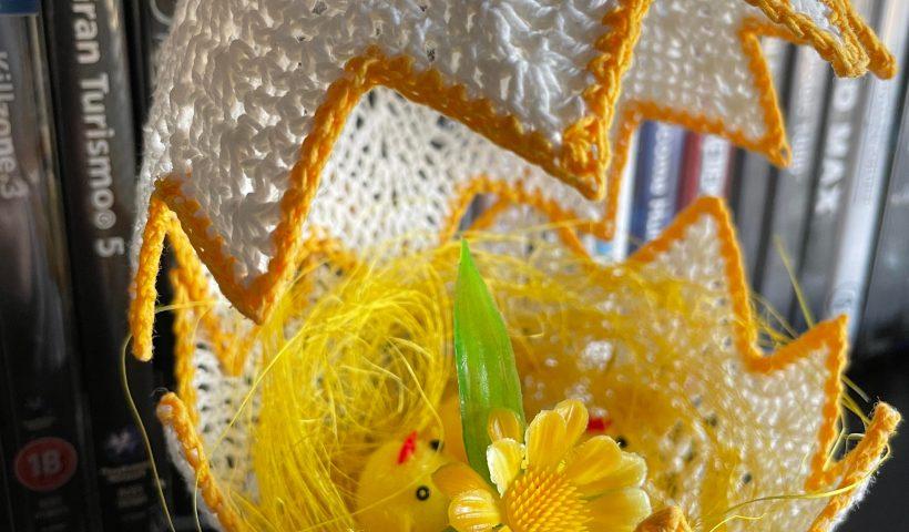 2e0p6bfp1ej61 820x480 - My Gf handmade Easter decoration - hobbies, crafts