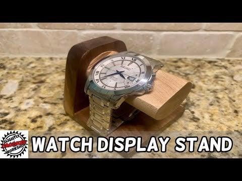 3OvXtTSAB2EW1kz1TmbZePC1pmt WpP N9lfhXHEITc - How to Make a Watch Display Stand - home, hobbies