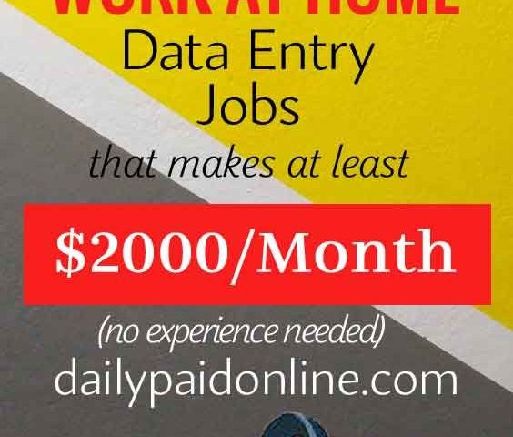 4020d7cb14b1863f81c60f8521a3ac07 564x480 - 10 Legitimate Work At Home Data Entry Jobs That Makes $2000/Month No Experience Needed - work-from-home