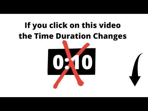 4nZAAKjKrSAKY0d15yT4p4lnr75ns Brt6Gu qb5HnM - How the video length changes? - home, hobbies