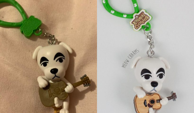 72sown2jocj61 820x480 - I decided this KK Slider backpack buddy needed a little makeover, so I pulled out my acrylic paints 😊 - hobbies, crafts