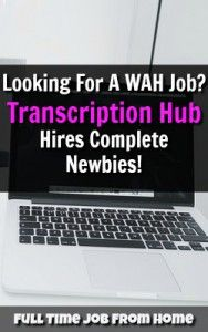aac8a29e45f5a847353f0d4127583bfc - Transcription Hub Transcriber Jobs Review: Is It A Scam? | Full Time Job From Home - work-from-home