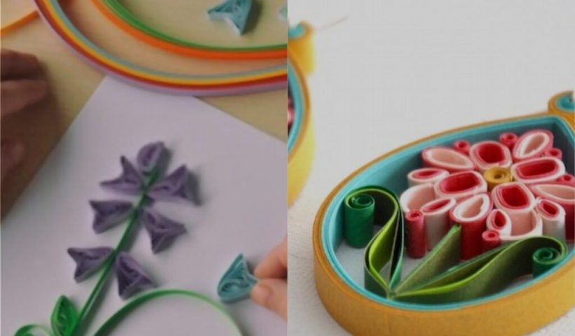 Quilling The Ancient Papercraft Making A Comeback 4 1024x1024 1 820x480 - Quilling: The return of an Ancient #papercraft - uncategorized, hobbies, crafts, art